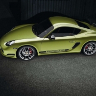 2011 Porsche Cayman R 2 Hd Wallpapers
