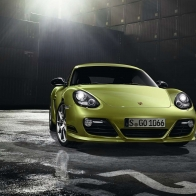 2011 Porsche Cayman R 3 Hd Wallpapers
