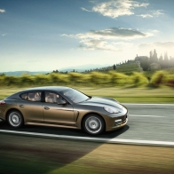 2011 Porsche Panamera 4 Hd Wallpapers