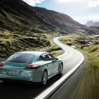2011 Porsche Panamera Diesel 3 Hd Wallpapers