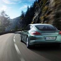 2011 Porsche Panamera Diesel 4 Hd Wallpapers
