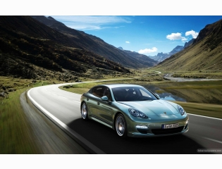 2011 Porsche Panamera Diesel Hd Wallpapers