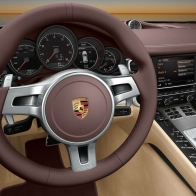 2011 Porsche Panamera Interior Hd Wallpapers