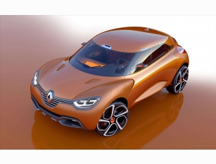 2011 Renault Captur Concept Hd Wallpapers
