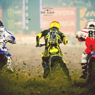 2011 Supercross Toronto Wallpaper