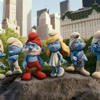 2011 The Smurfs Wallpaper
