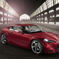 2011 Toyota Ft 86 Sports Concept 2 Wallpapers