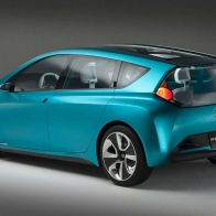 2011 Toyota Prius C Concept 2 Wallpapers