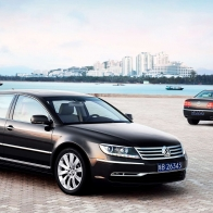 2011 Vw Phaeton Wallpaper