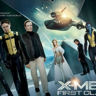 2011 X Men First Class Wallpaper