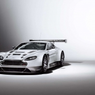 2012 Aston Martin V12 Vantage Gt3 Wallpapers