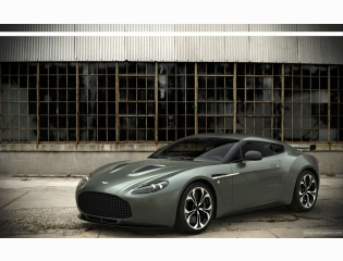 2012 Aston Martin V12 Zagato 2 Wallpapers