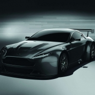 2012 Aston Martin Vantage Gt3 Wallpapers