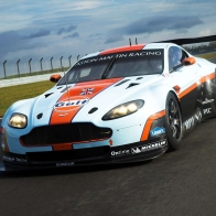 2012 Aston Martin Vantage Gte Wallpapers