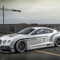 2012 Bentley Coninental Gt3