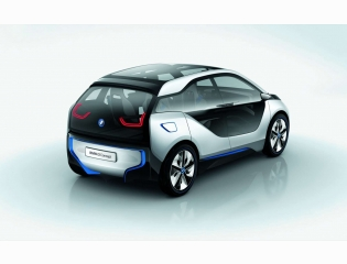 2012 Bmw I3 Concept 4 Hd Wallpapers
