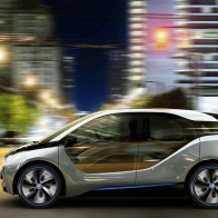 2012 Bmw I3 Concept 5 Hd Wallpapers