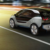 2012 Bmw I3 Concept 6 Hd Wallpapers