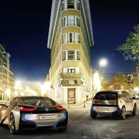 2012 Bmw I8 Amp I3 Concept Cars 2 Hd Wallpapers