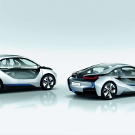 2012 Bmw I8 Amp I3 Concept Cars 6 Hd Wallpapers
