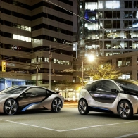 2012 Bmw I8 Amp I3 Concept Cars Hd Wallpapers
