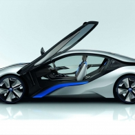 2012 Bmw I8 Concept 3 Hd Wallpapers