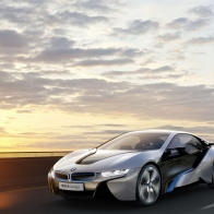 2012 Bmw I8 Concept 5 Hd Wallpapers