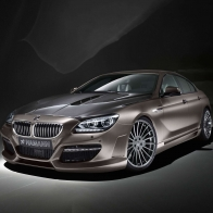 2012 Bmw M6 Gran Coupe Hamann Hd Wallpapers