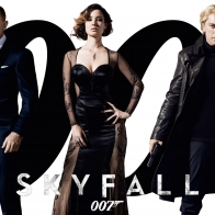 2012 Bond Movie Skyfall Wallpapers