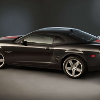 2012 Chevrolet Camaro Anniversary Edition 2 Hd Wallpapers