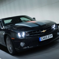 2012 Chevrolet Camaro Convertible 3 Hd Wallpapers