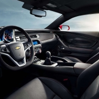 2012 Chevrolet Camaro Zl1 Interior Hd Wallpapers