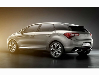 2012 Citroen Ds5 2 Hd Wallpapers
