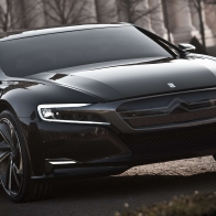 2012 Citroen Numero 9 Concept 2 Hd Wallpapers