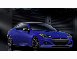 2012 Cosworth Hyundai Genesis Coupe Hd Wallpapers