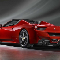 2012 Ferrari 458 Spider 2 Hd Wallpapers