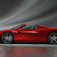 2012 Ferrari 458 Spider 3 Hd Wallpapers