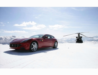 2012 Ferrari Ff Hd Wallpapers