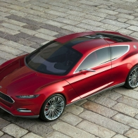2012 Ford Evos Concept Hd Wallpapers