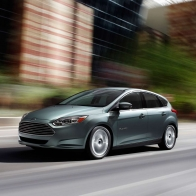 2012 Ford Focus Electric Hd Wallpapers
