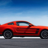 2012 Ford Mustang Boss 2 Hd Wallpapers