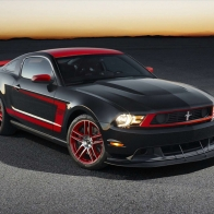 2012 Ford Mustang Boss Hd Wallpapers