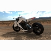 2012 Hybrid Motorcycle Concept