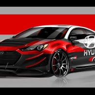 2012 Hyundai Genesis Coupe R Hd Wallpapers