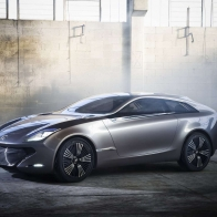 2012 Hyundai I Oniq Concept Hd Wallpapers