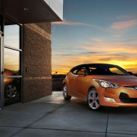 2012 Hyundai Veloster 2 Hd Wallpapers