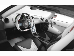 2012 Koenigsegg Agera R Interior Hd Wallpapers