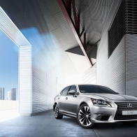 2012 Lexus Ls Eu Hd Wallpapers