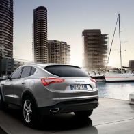 2012 Maserati Kubang 2 Hd Wallpapers