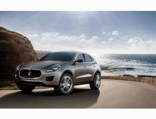 2012 Maserati Kubang Hd Wallpapers